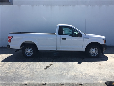 2018 F-150 Regular Cab 4x2,  Pickup #CKC47598 - photo 4