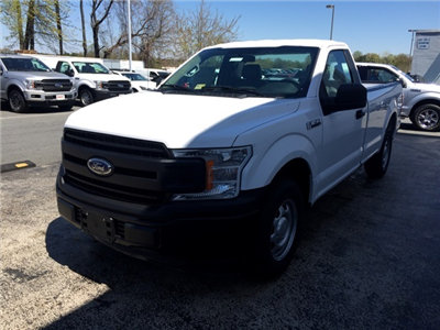 2018 F-150 Regular Cab 4x2,  Pickup #CKC47598 - photo 6