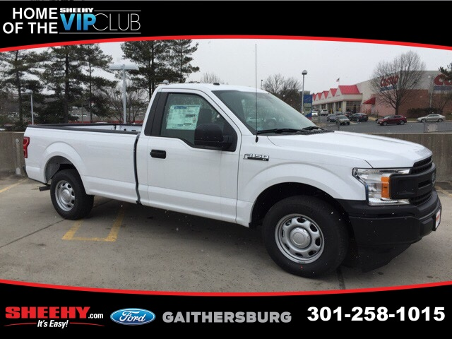 2019 F-150 Regular Cab 4x2,  Pickup #CKD11149 - photo 2