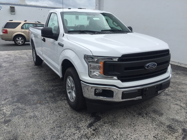 2018 F-150 Regular Cab 4x2,  Pickup #CKD14447 - photo 3