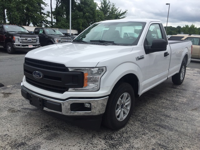 2018 F-150 Regular Cab 4x2,  Pickup #CKD14447 - photo 1