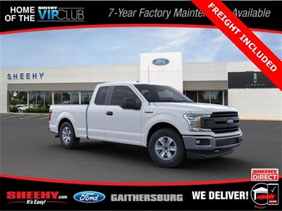2019 F-150 Super Cab 4x2, Pickup #CKD23111 - photo 1