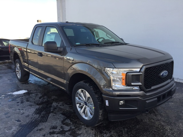 2018 F-150 Super Cab 4x4,  Pickup #CKD29796 - photo 4