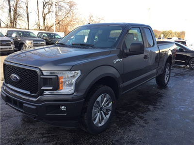 2018 F-150 Super Cab 4x4,  Pickup #CKD29796 - photo 1