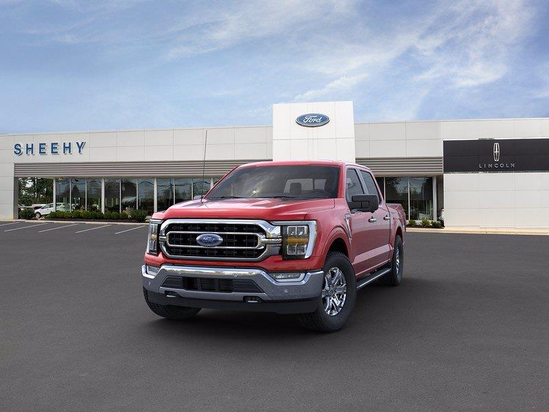 2021 Ford F-150 SuperCrew Cab 4x4, Pickup #CKD31057 - photo 4