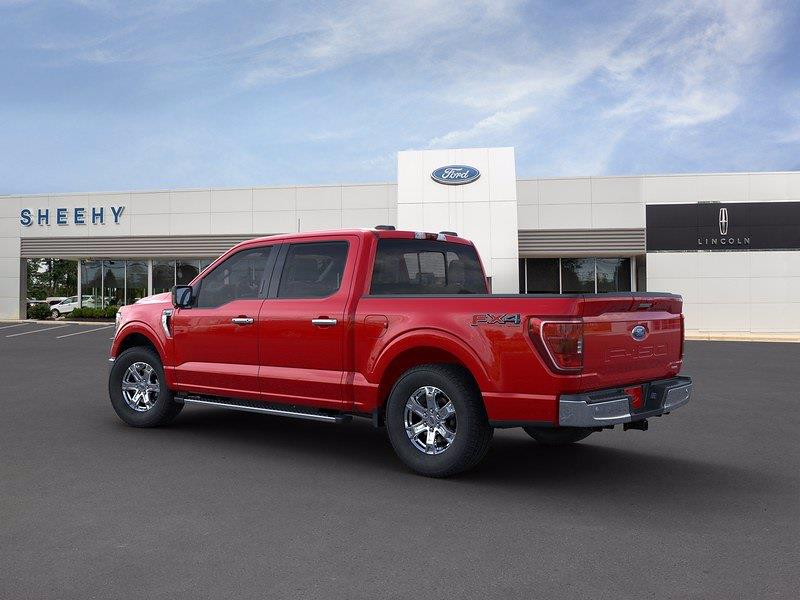 2021 Ford F-150 SuperCrew Cab 4x4, Pickup #CKD31057 - photo 6