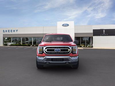 2021 Ford F-150 SuperCrew Cab 4x4, Pickup #CKD31057 - photo 8