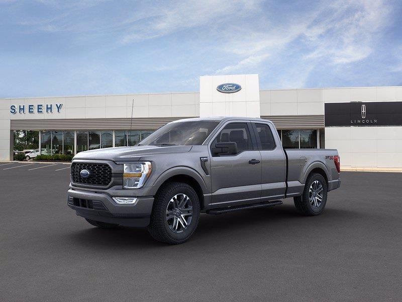 2021 Ford F-150 Super Cab 4x2, Pickup #CKD31058 - photo 3