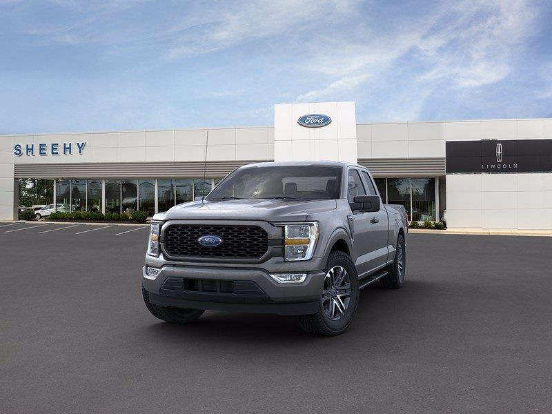 2021 Ford F-150 Super Cab 4x2, Pickup #CKD31058 - photo 4