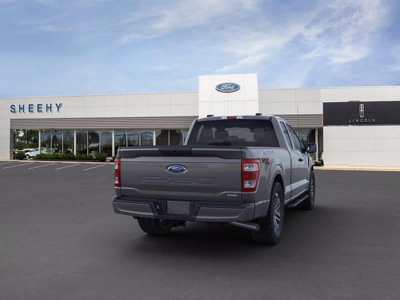 2021 Ford F-150 Super Cab 4x2, Pickup #CKD31058 - photo 2