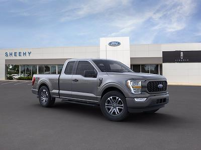 2021 Ford F-150 Super Cab 4x2, Pickup #CKD31058 - photo 1