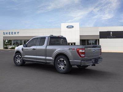 2021 Ford F-150 Super Cab 4x2, Pickup #CKD31058 - photo 6