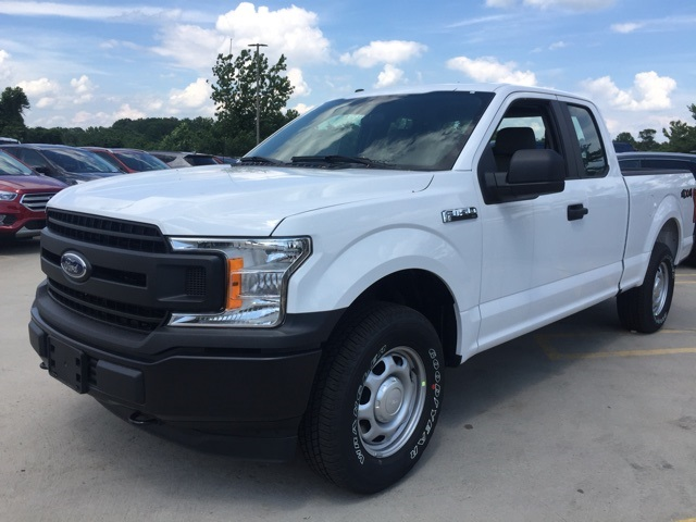 2019 F-150 Super Cab 4x4,  Pickup #CKD32268 - photo 5