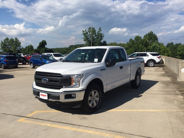 2019 F-150 Super Cab 4x4,  Pickup #CKD35680 - photo 4