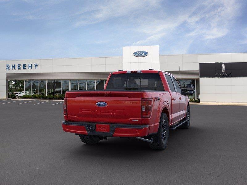 2021 Ford F-150 SuperCrew Cab 4x4, Pickup #CKD37365 - photo 1