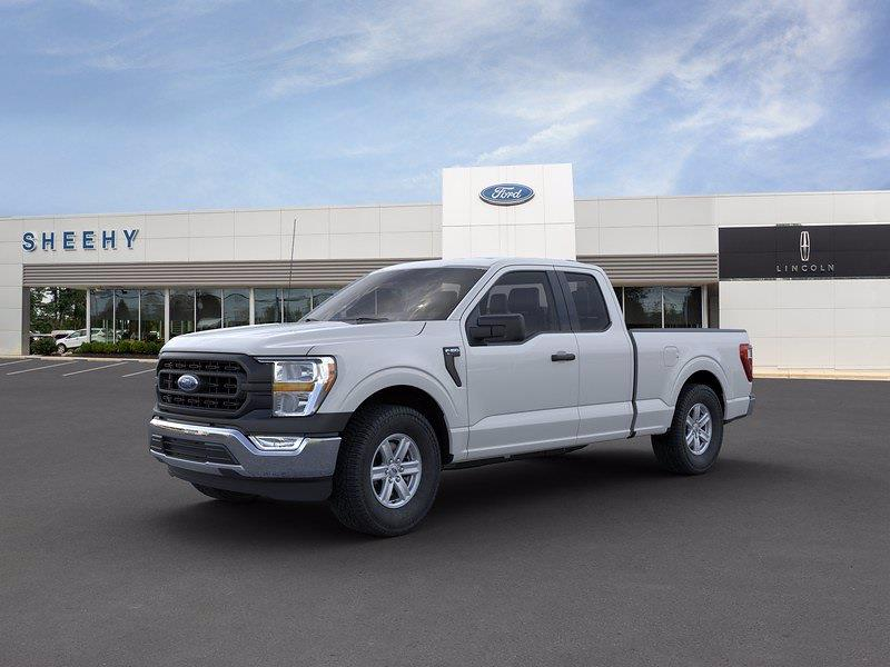 2021 Ford F-150 Super Cab 4x2, Pickup #CKD37368 - photo 3