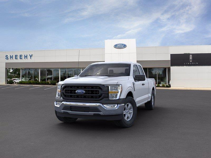 2021 Ford F-150 Super Cab 4x2, Pickup #CKD37368 - photo 4