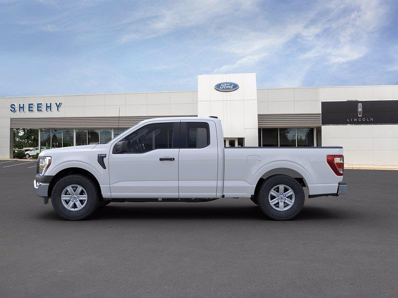 2021 Ford F-150 Super Cab 4x2, Pickup #CKD37368 - photo 5