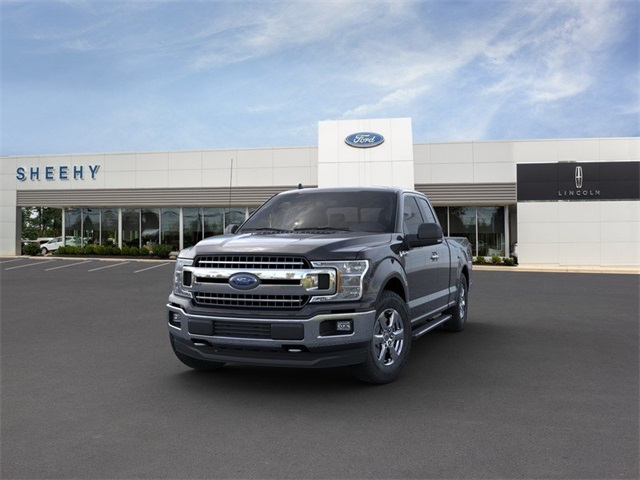 2020 F-150 Super Cab 4x4, Pickup #CKD42257 - photo 4