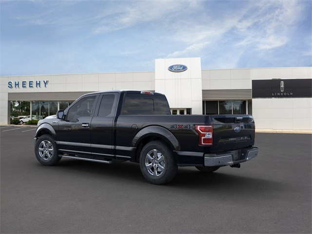 2020 F-150 Super Cab 4x4, Pickup #CKD42257 - photo 2