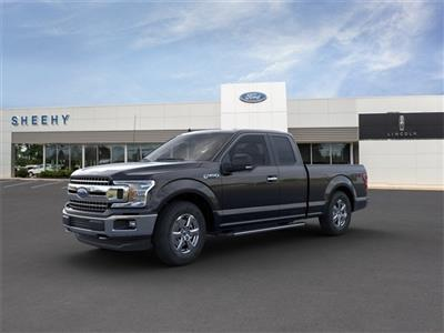 2020 F-150 Super Cab 4x4, Pickup #CKD42257 - photo 1