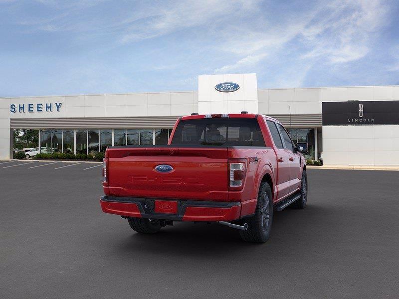 2021 Ford F-150 SuperCrew Cab 4x4, Pickup #CKD53994 - photo 2