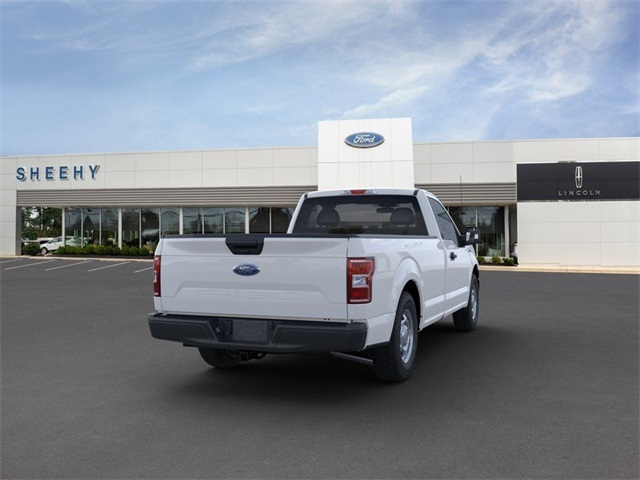 2020 F-150 Regular Cab 4x2, Pickup #CKD59708 - photo 8