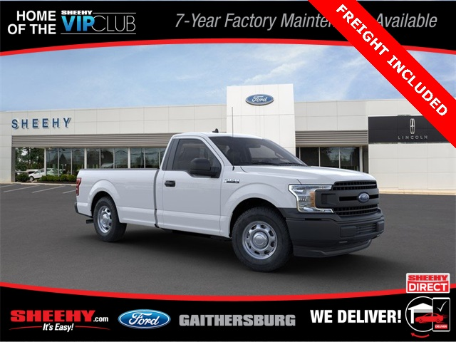 2020 F-150 Regular Cab 4x2, Pickup #CKD59709 - photo 3