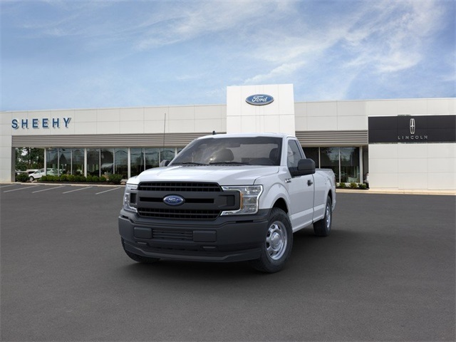 2020 F-150 Regular Cab 4x2, Pickup #CKD59709 - photo 4