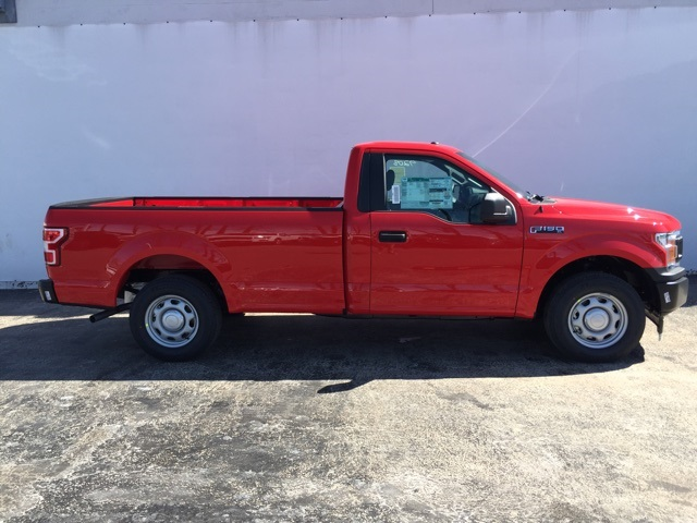 2018 F-150 Regular Cab 4x2,  Pickup #CKD87859 - photo 4