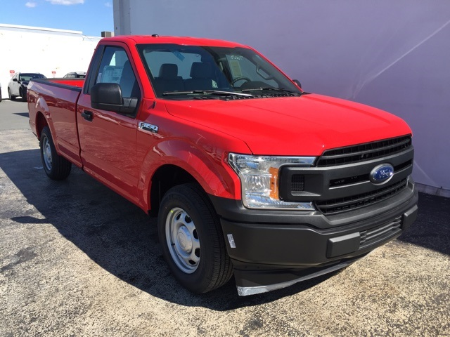 2018 F-150 Regular Cab, Pickup #CKD87859 - photo 4