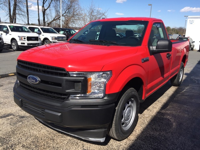 2018 F-150 Regular Cab, Pickup #CKD87859 - photo 1