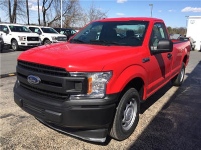 2018 F-150 Regular Cab 4x2,  Pickup #CKD87859 - photo 3