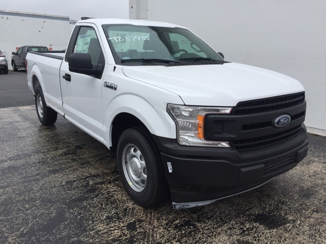 2018 F-150 Regular Cab 4x2,  Pickup #CKD87936 - photo 3