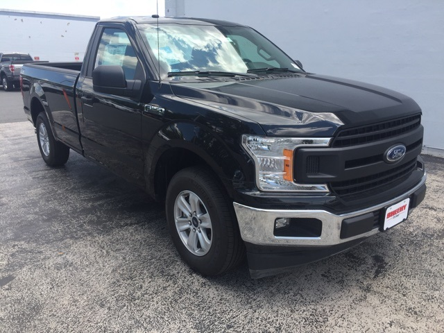 2018 F-150 Regular Cab 4x2,  Pickup #CKD91586 - photo 3
