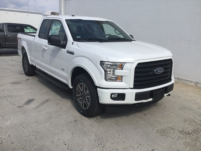 2017 F-150 Super Cab 4x4,  Pickup #CKE07144 - photo 4