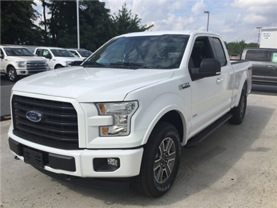 2017 F-150 Super Cab 4x4,  Pickup #CKE07144 - photo 1