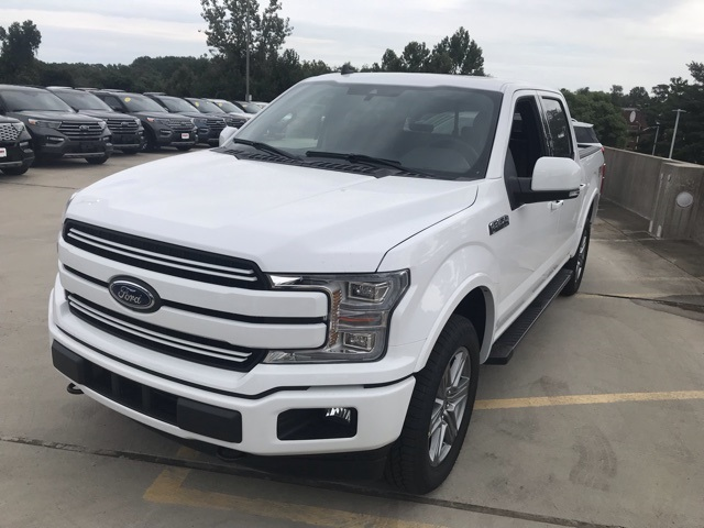 2019 F-150 SuperCrew Cab 4x4,  Pickup #CKE57590 - photo 1
