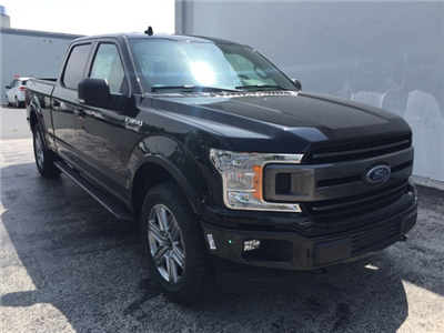 2018 F-150 SuperCrew Cab 4x4,  Pickup #CKE64153 - photo 3