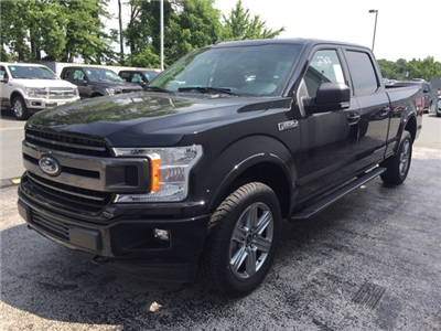 2018 F-150 SuperCrew Cab 4x4,  Pickup #CKE64153 - photo 5