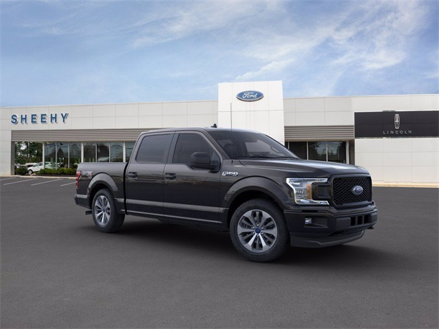 2020 Ford F-150 SuperCrew Cab 4x4, Pickup #CKE69860 - photo 1