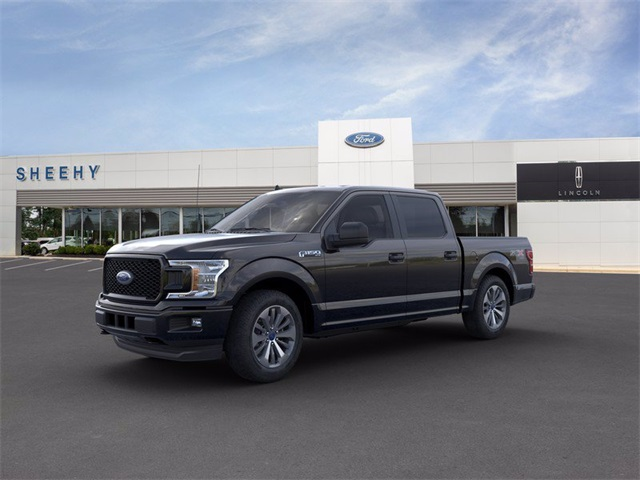 2020 Ford F-150 SuperCrew Cab 4x4, Pickup #CKE69860 - photo 3