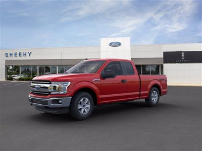 2020 Ford F-150 Super Cab 4x4, Pickup #CKE69906 - photo 4