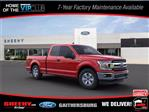 2020 Ford F-150 Super Cab 4x4, Pickup #CKE69906 - photo 1