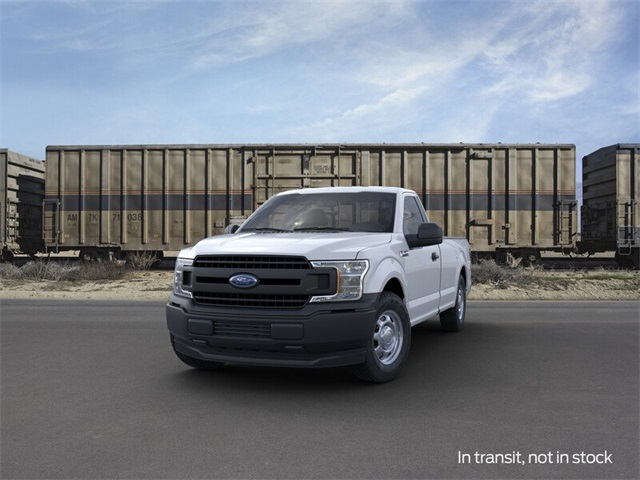 2019 F-150 Regular Cab 4x2, Pickup #CKE89176 - photo 3
