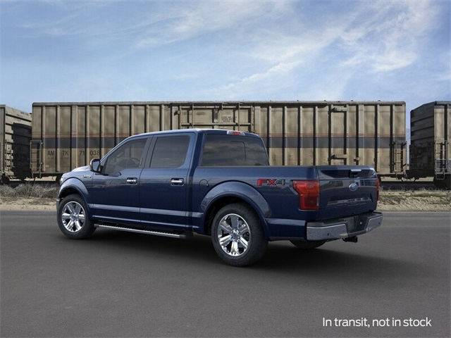 2019 F-150 SuperCrew Cab 4x4, Pickup #CKE89178 - photo 2