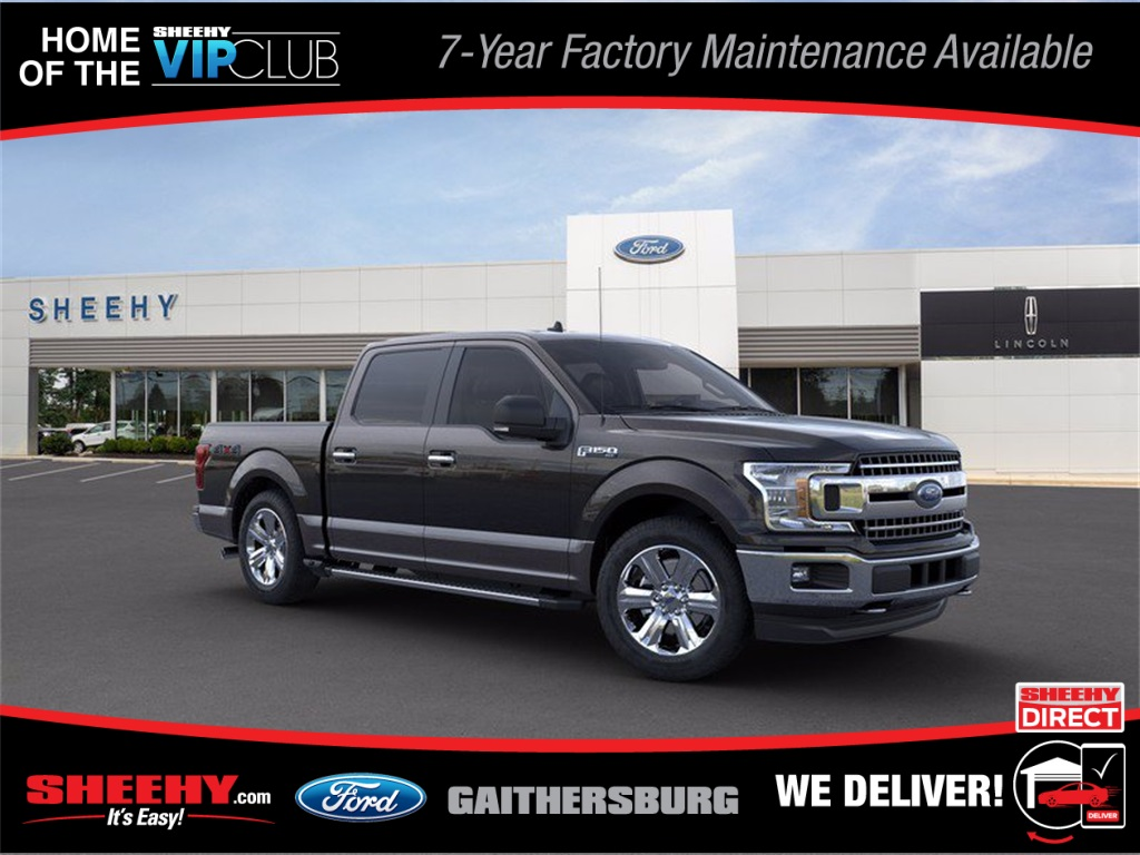 2020 Ford F-150 SuperCrew Cab 4x4, Pickup #CKF13606 - photo 1