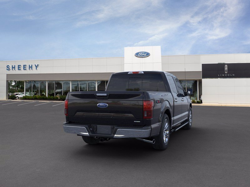 2020 Ford F-150 SuperCrew Cab 4x4, Pickup #CKF13606 - photo 9