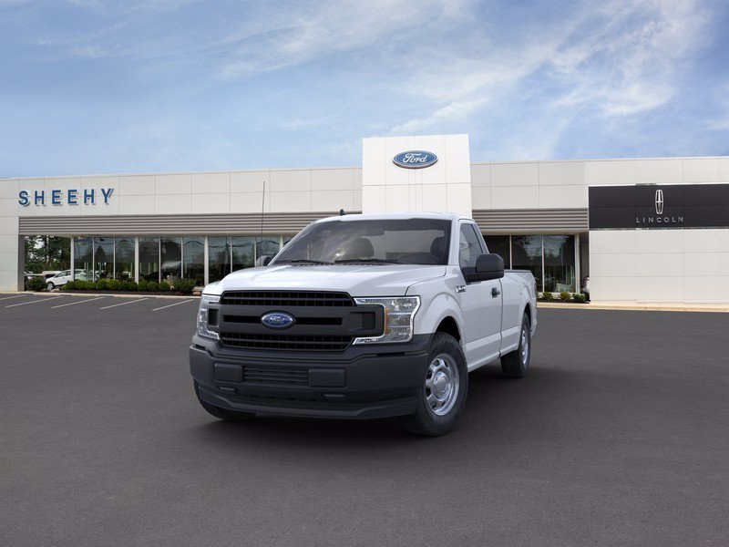 2020 Ford F-150 Regular Cab 4x2, Pickup #CKF24822 - photo 4