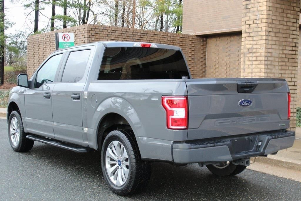 2018 Ford F-150 SuperCrew Cab 4x4, Pickup #CKF4236B - photo 6